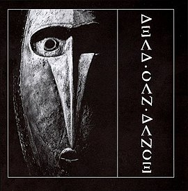 Обложка альбома Dead Can Dance «Dead Can Dance» (1984)