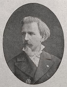Лев Лагорио. Ок. 1900 г.