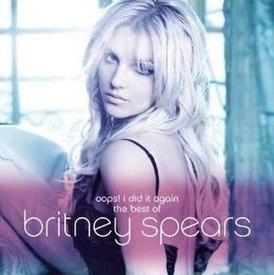 Обложка альбома Бритни Спирс «Oops! I Did It Again: The Best of Britney Spears» (2012)