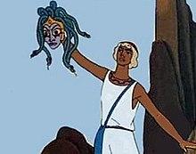 Древнегреческие мифы храбрый персей