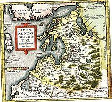 Эстония википедия википедия карта