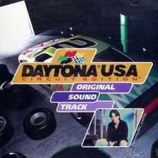 Обложка альбома  «Daytona USA Circuit Edition Original Sound Track» (1997)