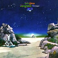 Обложка альбома Yes «Tales from Topographic Oceans» (1973)