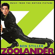Обложка альбома  «Zoolander (Original Motion Picture Soundtrack)» (2001)