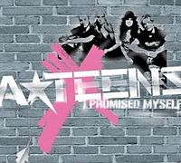 Обложка сингла «I Promised Myself» (A*Teens, 2004)