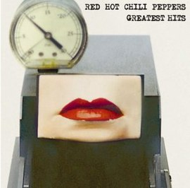 Обложка альбома Red Hot Chili Peppers «Greatest Hits» (2003)
