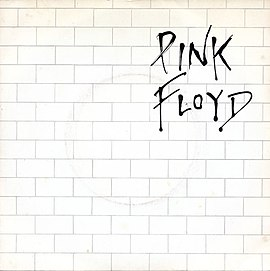 Обложка сингла Pink Floyd «Another Brick in the Wall (Part II)» (1979)