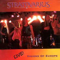 Обложка альбома Stratovarius «Visions Of Europe» (1998)