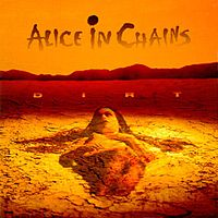 Обложка альбома Alice in Chains «Dirt» (1992)