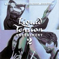 Обложка альбома Liquid Tension Experiment «Liquid Tension Experiment 2» (1999)