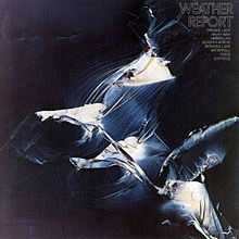 Обложка альбома Weather Report «Weather Report» (1971)