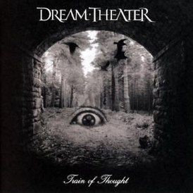 Обложка альбома Dream Theater «Train of Thought» (2003)