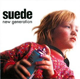 Обложка сингла Suede «New Generation» (1995)