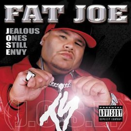 Обложка альбома Fat Joe «Jealous Ones Still Envy (J.O.S.E.)» (2001)