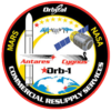 Cygnus CRS Orb-1 patch.png