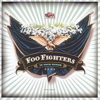Обложка альбома Foo Fighters «In Your Honor» (2005)