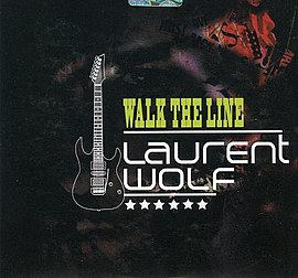 Обложка сингла Laurent Wolf «I Walk the Line» (2009)