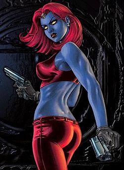 Мистик (Marvel Comics) — Википедия - photo#33