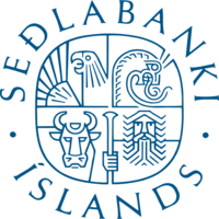 Sedlabanki Islands logo.png