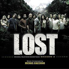 Обложка альбома  «Lost Season 2 (Original Television Soundtrack)» (2006)