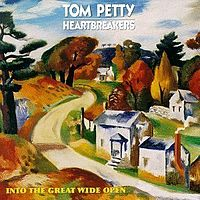 Обложка альбома Tom Petty and the Heartbreakers «Into the Great Wide Open» (1991)