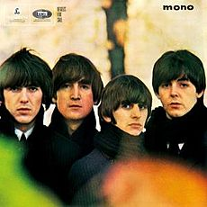 Обложка альбома The Beatles «Beatles for Sale» (1964)