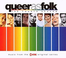 Обложка альбома  «Queer As Folk: The Fourth Season Soundtrack» (2004)