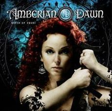 Обложка альбома Amberian Dawn «River of Tuoni» (2008)