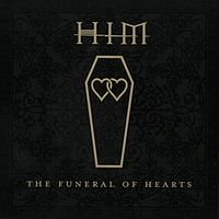 Обложка сингла «The Funeral of Hearts» (HIM, 2003)
