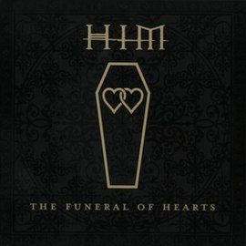Обложка сингла HIM «The Funeral of Hearts» (2003)