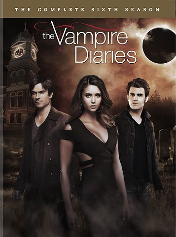 Вампиров книг 6 дневники
