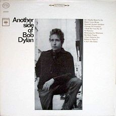 Обложка альбома Боба Дилана «Another Side of Bob Dylan» (1964)