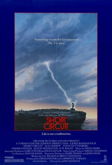 Короткое замыкание  436px-Shortcircuitcover