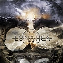 Обложка альбома Lunatica «The Edge of Infinity» (2006)