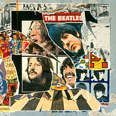 Обложка альбома The Beatles «Anthology 3» (1996)