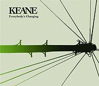 Обложка сингла «Everybody's Changing (Island Records)» (Keane, 2004)