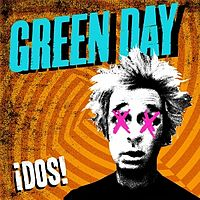 Обложка альбома Green Day «¡Dos!» (2012)