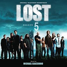 Обложка альбома  «Lost: Season 5 (Original Television Soundtrack)» (2010)
