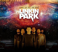 Обложка сингла «Leave Out All the Rest» (Linkin Park, 2008)