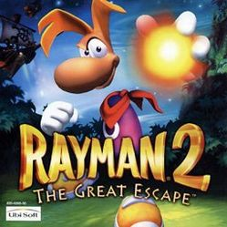 Рейман 2 скачать игру