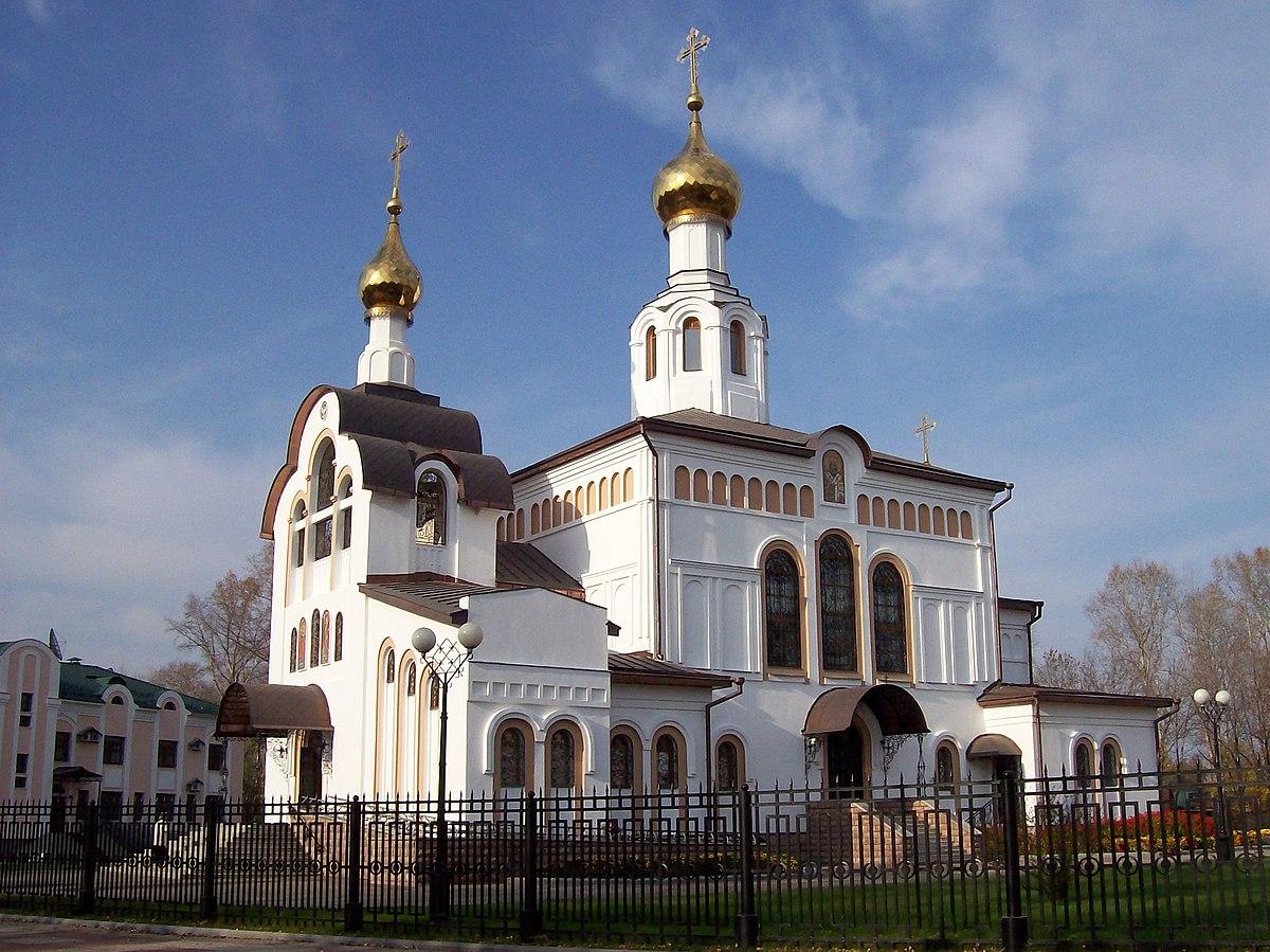 Описание приходов енисейской епархии pdf