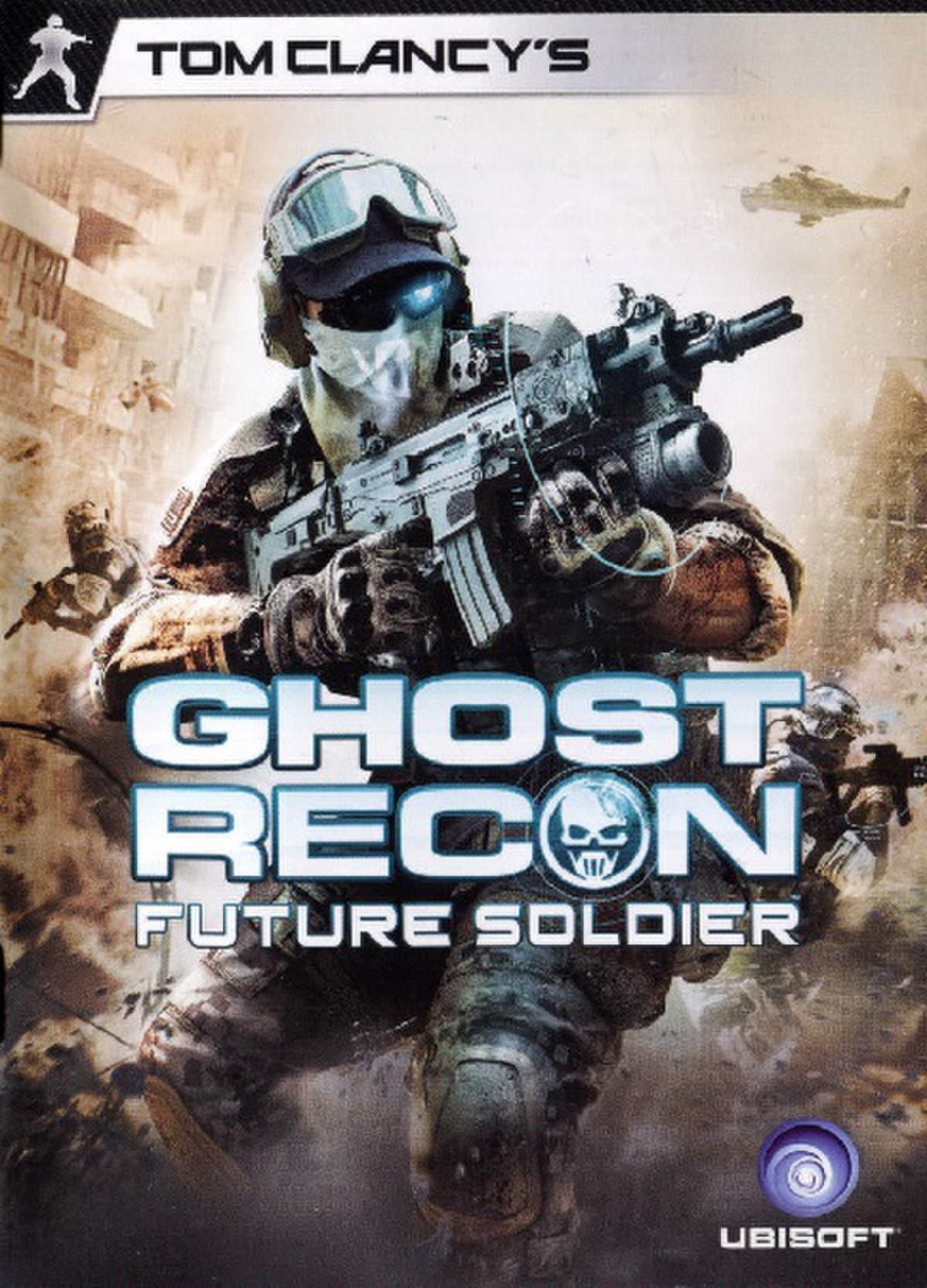 Tom Clancy's Ghost Recon: Future Soldier — Википедия