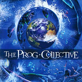 Обложка альбома The Prog Collective «The Prog Collective» (2012)