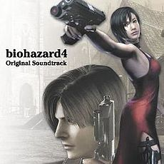 Обложка альбома  «Biohazard 4 Original Soundtrack» (2005)