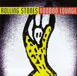 Обложка альбома The Rolling Stones «Voodoo Lounge» (1994)