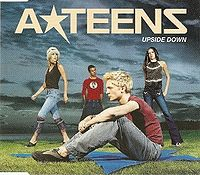 Обложка сингла «Upside Down» (A*Teens, 2000)