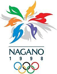 Эмблема зимних Олимпийских игр 1998