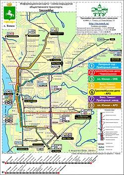 Схема маршруток в ульяновске 2013 фото 763