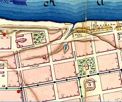 Медведка на карте перми 1898 года