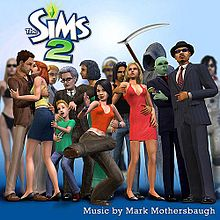 Обложка альбома  «The Sims 2» (2005)